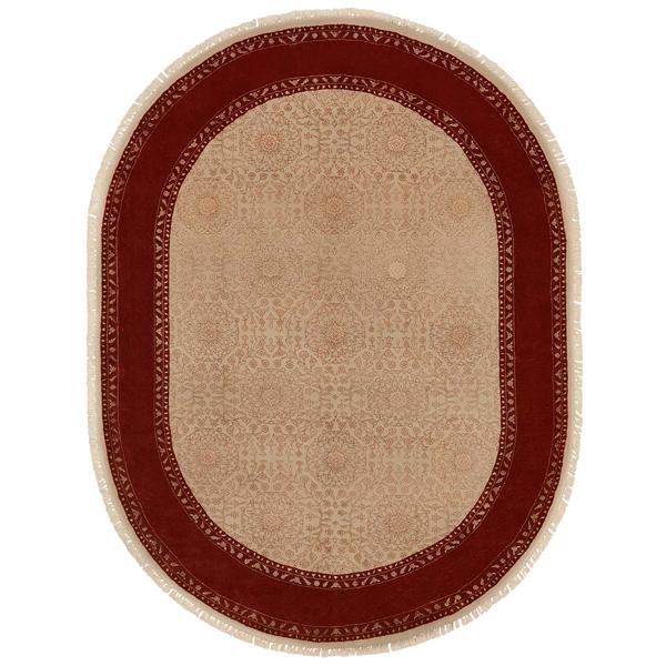 ковры шелковые с высоким ворсом